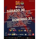 Entradas Grito Latino Fest 2019 Rock-pit Ambos-dias.