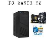 Computadora Intel  Dual G4440 3.3ghz, Ram 8gb Ddr4 - Nuevo