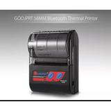 Impresoratérmica Portátil 58mm Bluetooth