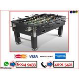 Futbolines, Mesa Multijuegos Y De Ping Pong De Alta Calidad