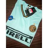 Camiseta Del Inter De Milán 2019/20