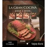 Libro De Cocina Océano 316 Páginas Tapa Dura