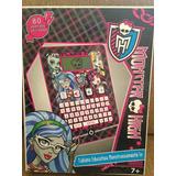 Tablet De Las Chicas Monster 80 Actividades !!!