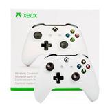 Control Xbox One Blanco Nuevo Y Sellado--garantia