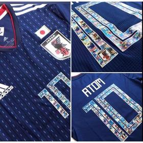 Camiseta Japón (oliver Atom)