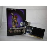 Tarjeta E Video Sapphire Radeon Hd 5450 1 Gb Ddr3