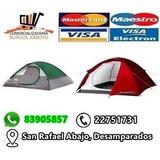Tiendas De Campaña, Paseos, Camping, Rec - Cba05