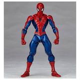 Revoltech Yamaguchi Marvel Spider-man Kaiyodo
