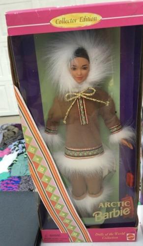 Barbie Kira Dolls Of The World Arctic