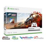 Xbox One S + Forza 5 + Financiamiento Credix Mcuotas