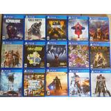 Juegos Sony Playstation 4 Ps4 Buenos Precios Controles Sony