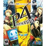 Persona 4 - Ps2