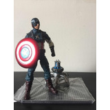 Figura Marvel Capitán America