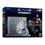 Ps4 Pro Gow 4 Playstation 4 1 Tb Con Juegos Y Garantia