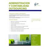 Servicios Contables Y Administrativos - Asesoría Fiscal