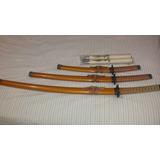 Set Espadas Katana 3 Piezas