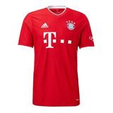 Camiseta Del Bayern Múnich 2020/21
