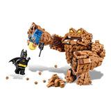 Lego Batman Vs Clayface