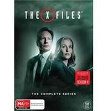 The X-files Serie
