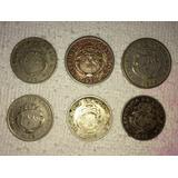 Monedas 25 Céntimos Varios Años
