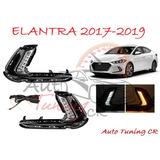Cobertores Led Drl Y Direccional Hyundai Elantra 2017-2019