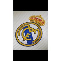 Logo Real Madrid En Plastico