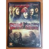 Dvd  Piratas Del Caribe 3_en El Fin Del Mundo