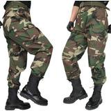 Pantalones Tácticos, Militares Y Policiales