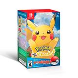 Pokemon Let's Go Pikachu & Eve Bundle Nintendo Switch