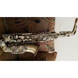 Saxofón Alto Buffet Crampon Serie 400 Mate