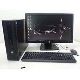 Hp Prodesk 600g1 8gb 500gb Lenovo 19  Triple Pack Combo