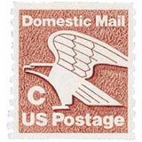 Us Sc #1947 - 1981 20c  C  Rate Eagle, Perf 1 Con Matasello.