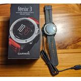 Reloj Garmin Fenix 3 Multideportes