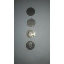 Monedas Antiguas  De Costa Ri Cd Una  De 1935 Del Bicr ,rema