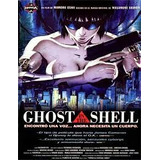 Ghost In The Shell Película 1 Mp4 Anime