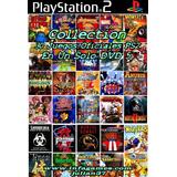 30 Juegos Oficiales Collection Ps2