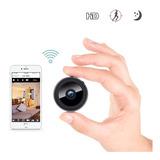 Mini Cámaras De Vigilancia Modelo A9 Wifi 1080p Con Batería