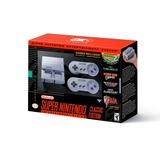 Super Nintendo Mini Snes Entrega Inmediata Movilshopcr
