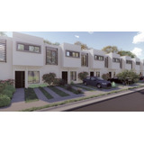 Moderna Residencia Modelo Almendrado En Heredia