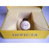 Reloj Invicta De Cuerda Suizo Antiguo