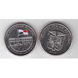 Moneda De Pamana 25 Centesimos 2016 Commemorativa.