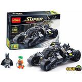 Batimovil Tumbler Lego Marca Decool 325pcs Batman / Joker