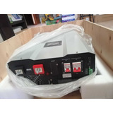 Inversor Hibrid 48v  A 120/240ac Gris 12000 Watts Pico 36