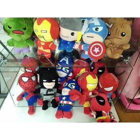 Peluches Disney Super Héroes Con Entrega Gratis Yaaaaaaaa