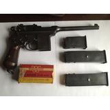 Pistola Coleccion Astra 1949