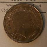 Reino Unido - Uk - 2 Pence 2000 Moneda Km# 987 Elizabeth Ii