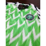 Camiseta De Nigeria