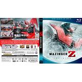 Mazinger Z Infinity Bluy Ray