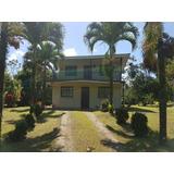 Quinta Con Casa En Chachagua