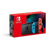 Nintendo Switch Versión 2019 + Juegos